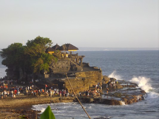 Le Temple de Tanah Lot
