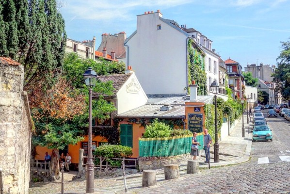 L'ancien village de Montmartre