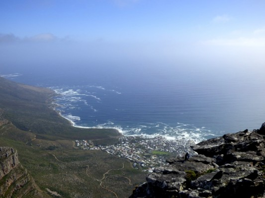 Jour 3 – Table Mountain - township du Cap